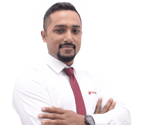 Mr. Anoop Srinivasan - Oman