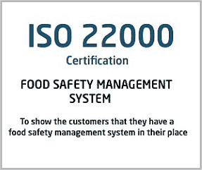 ISO 22000 Certification Oman